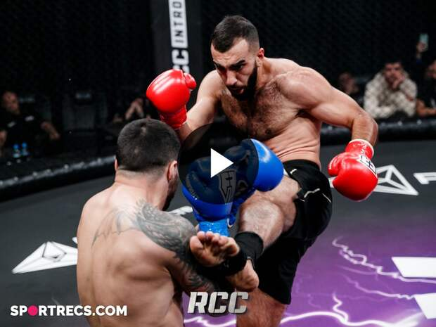 RCC Intro 16 Highlights   Мамука Усубян, Россия vs Виталий Малес, Молдова