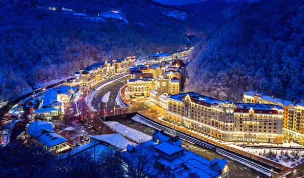 30 рублей на каждый рубль: в Сочи подсчитали эффект инвестиций в горный кластер