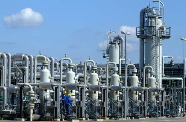 """Украина хочет помочь """"Газпрому"""" заполнить европейские ПХГ"""