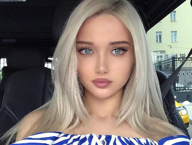 Фарфоровая королева: девушкой-куклой из России восхищен весь мир