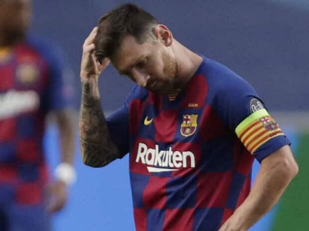 Reuters объявило на весь мир, что Месси остаётся в «Барселоне» и тут же выдало опровержение. Отец и агент легенды объявил, что компенсации в 700 млн больше нет