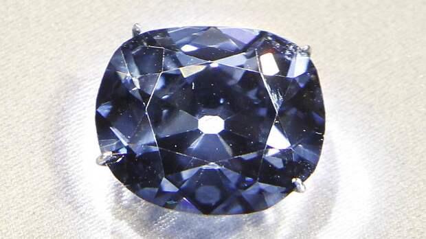Проклятый бриллиант