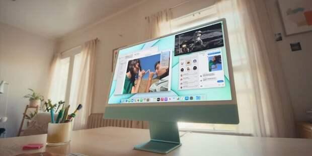 iMac с M1 испытали на производительность и сравнили с предшественником на Intel. Здесь результаты