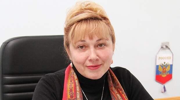 Депутат из Крыма С. Савченко призвала жителей Украины последовать примеру крымчан