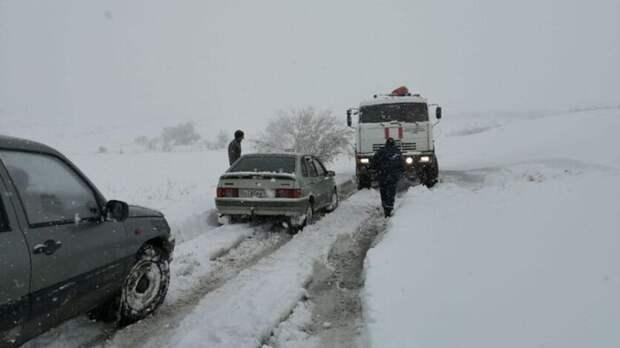 ВРостовской области снова прогнозируют снегопад