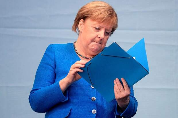 Университет Лейпцига отказался брать Ангелу Меркель на работу
