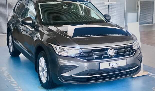 НОВЫЙ Volkswagen Tiguan— новый уровень инноваций!