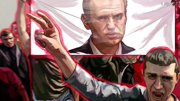 Вассерман связал «беспорядочников» Навального с происками заграницы
