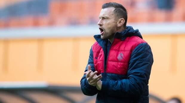 Сабитов: «Игра с «Краснодаром» показала, что Олич нашел общий язык с футболистами ЦСКА»