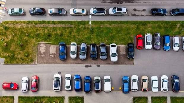 Россияне смогут экономить, делясь парковкой с другими
