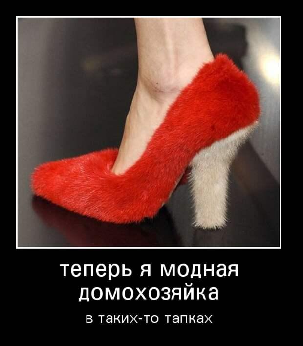 Забавные демотиваторы про женщин (11 фото)