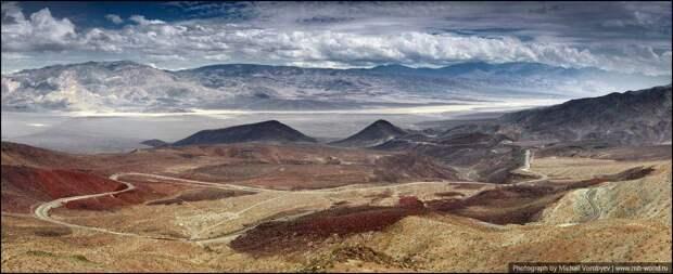 Долина Смерти: один день