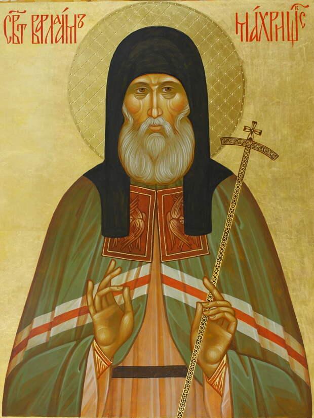 27 июля День преподобного Стефана Махрищского.