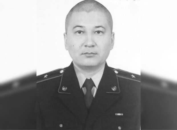 Полицейский погиб в ДТП на автодороге Уральск-Таскала