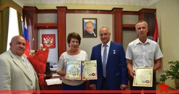 Спикер севастопольского закса стала членом академии наук, отрицавшей российское гражданство