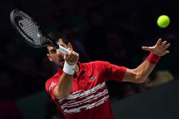Джокович стал вторым финалистом Roland Garros