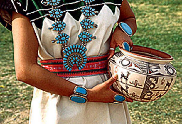 Дети большой матери: как живут индейцы зуни