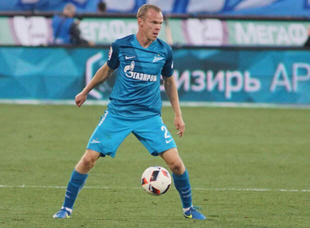 Александр Анюков вернулся в «Зенит»