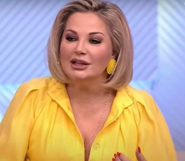 Бывший муж Максаковой подал в суд на YouTube-канал, на котором она выступила