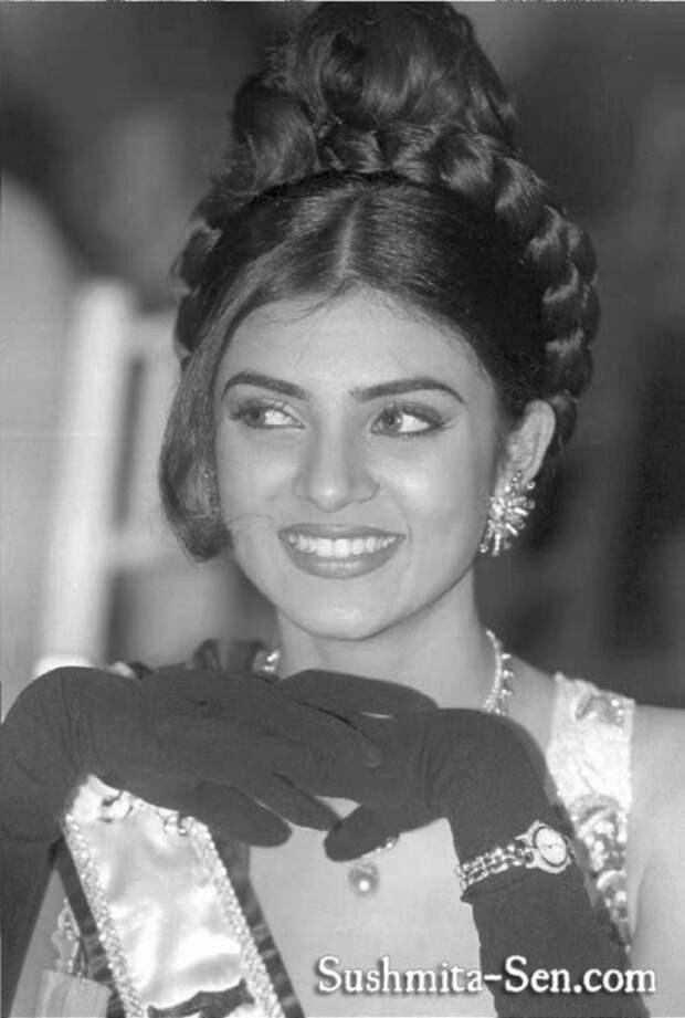 Индийская актриса Сушмита Сен фото / Sushmita Sen photo