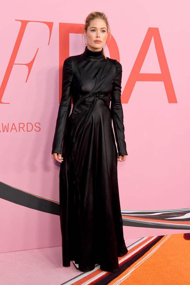 Сенсационно: 23 сексуальные супермодели на премии CFDA Fashion Awards (фото 4)