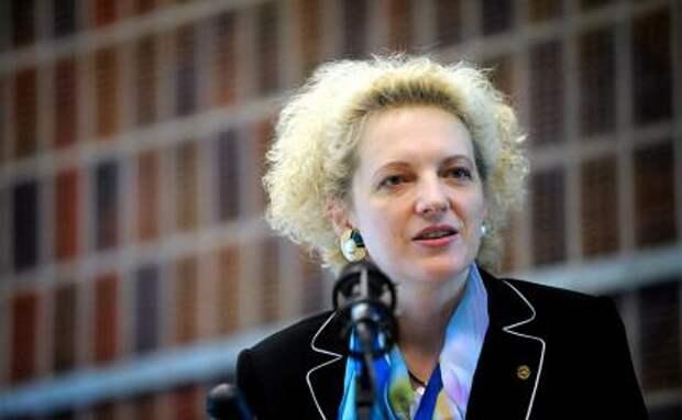 На фото: советник президента Литвы Аста Скайсгирите