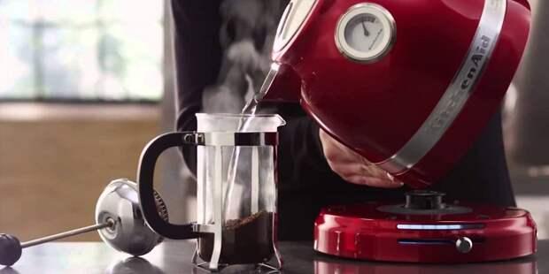 стекленный чайник