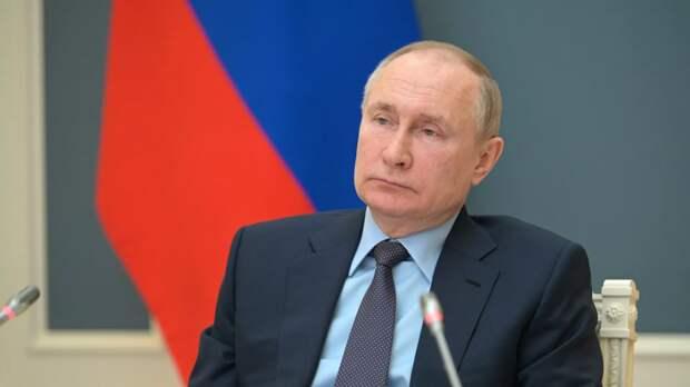 У Путина запланирована серия военных совещаний в Сочи