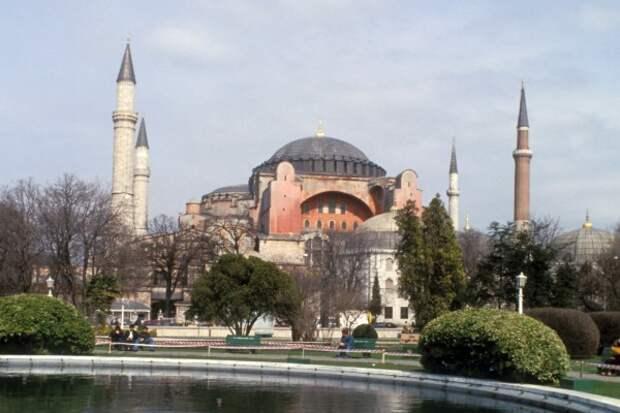 Эрдоган прокомментировал мнение других стран по собору Святой Софии