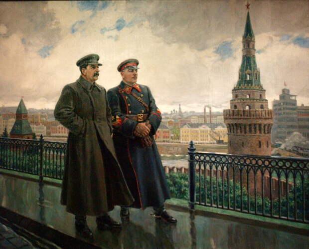 Десять переломных дней в отношениях Сталина и Ворошилова