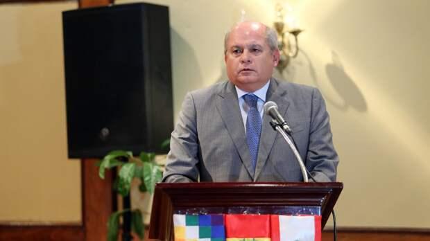 Премьер-министр Перу Пабло Катериано