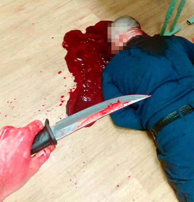 Отчислился: в Москве пэтэушник зарезал учителя