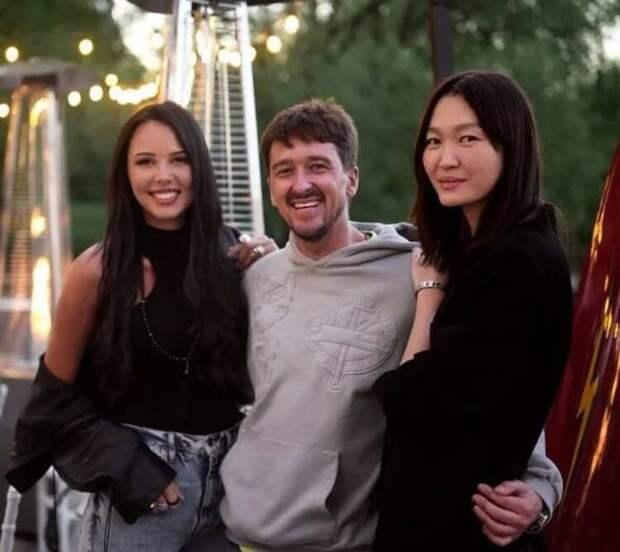 Тимати и Анастасия Решетова провели день вместе после выхода громкого интервью модели