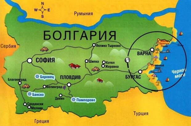 """Болгария """"допрыгалась"""" с русофобией: Россия прерывает с ней авиасообщение и """"закрывает"""" там туристический сезон"""
