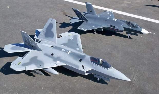 Почему для России важно, чтобы США продолжали вбухивать деньги в F-35