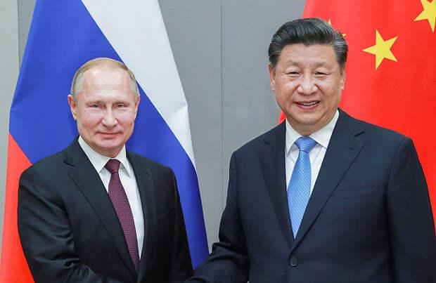 Путин и Си Цзиньпин откроют новый совместный ядерный проект России и Китая