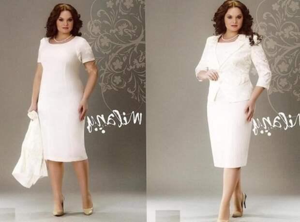 Выбираем фасон платья