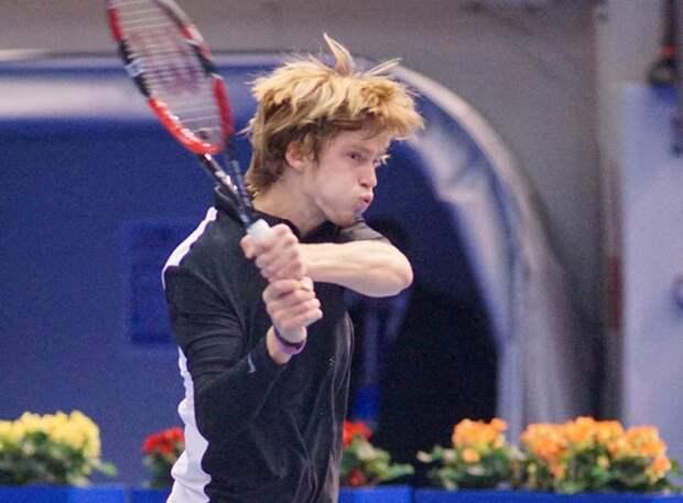 Российского финала на St.Petersburg Open не будет -  Хачанов, в отличие от Рублева, не вышел в полуфинал. Зато может быть канадский