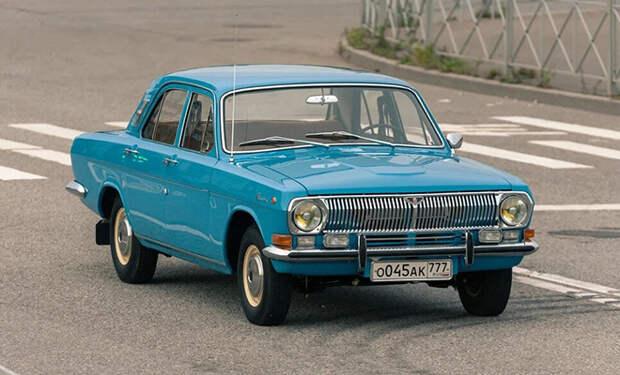 3 автомобиля элиты СССР, которые сегодня почти ничего не стоят