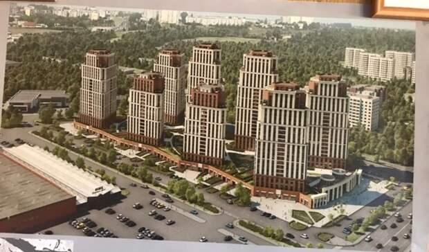 Два дома вЖК«Атлант сити» сданы вэксплуатацию. Ауинвестора многомиллионные долги