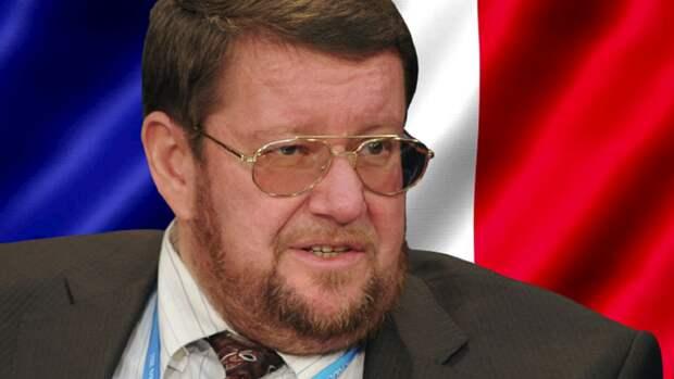Сатановский напомнил Макрону, к чему привела Францию тактика «Путин со скидкой»
