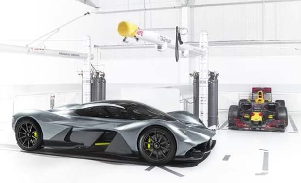Экстремалы Aston Martin снова шокируют подробностями