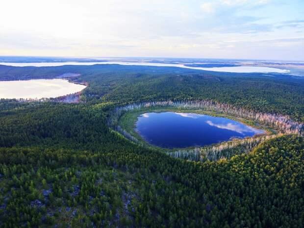 Дно озера Шалкар рассчитывают очистить раньше запланированного срока