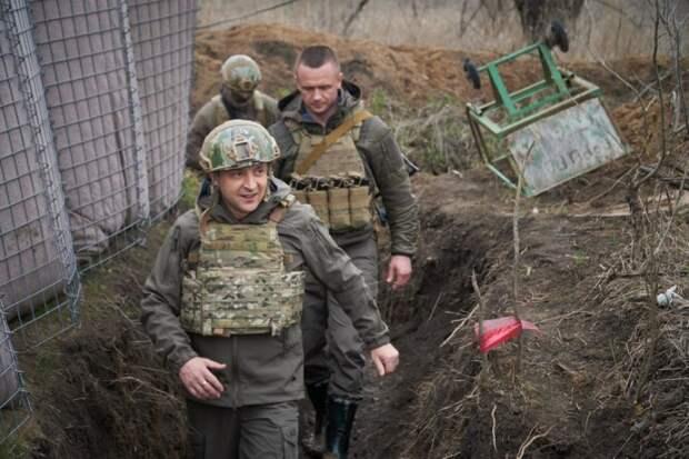 Зеленский заговорил о референдуме о разрыве Украины с Донбассом