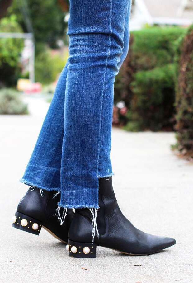 Наборные каблуки (Diy)