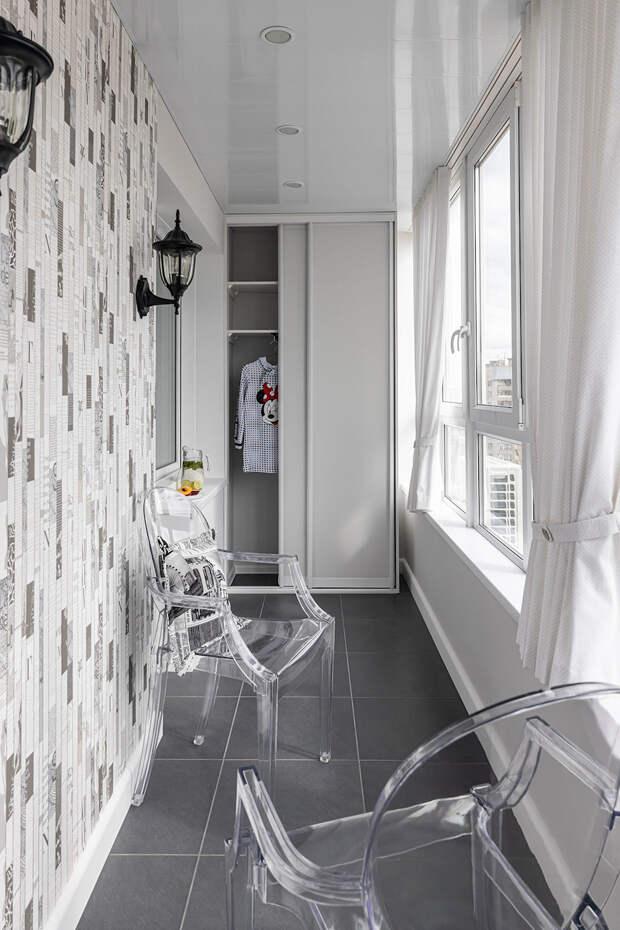 Дизайн балкона – 10 идей, как использовать его с умом