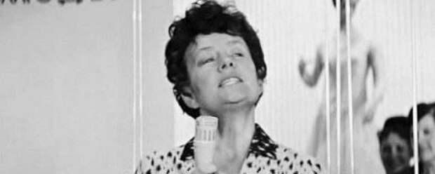 В Москве умерла актриса из «Бриллиантовой руки» Серафима Холина
