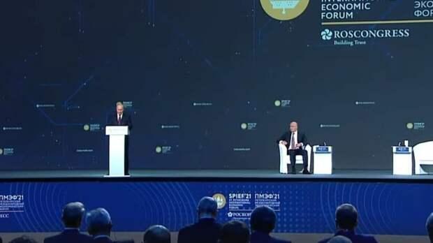Путин поручил разработать меры поддержки молодым предпринимателям