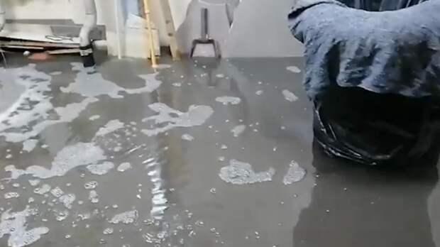 Ростовчане стали «заложниками» нового стадиона из-за затопленного перехода