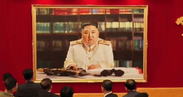 Речь Ким Чен Ына на открытии VIII съезда Трудовой Партии Кореи